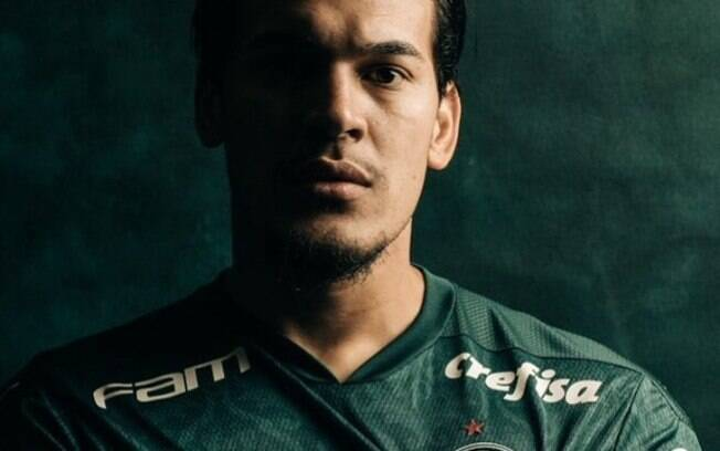 Gustavo Gomez, do Palmeiras