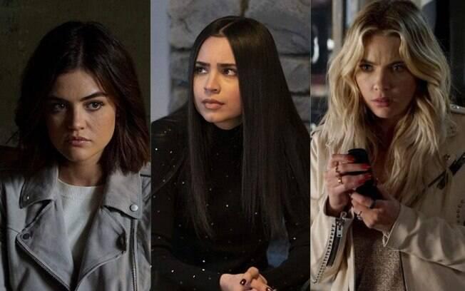 Ava Jalali tem semelhanças de Aria e Hana