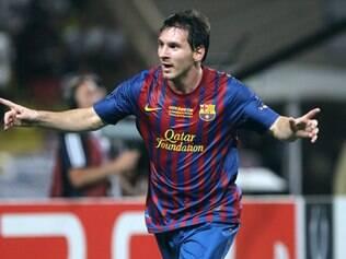 Por causa de lesão, Messi só deve retornar aos gramados em 2014