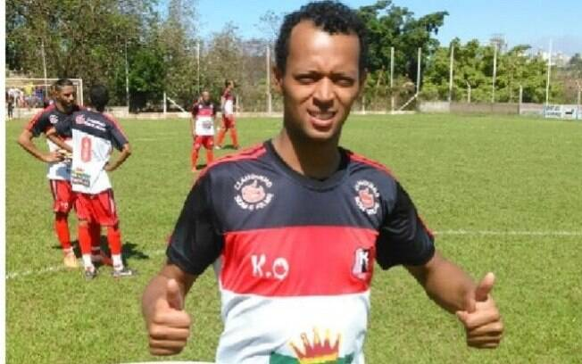 Manoel Bispo, ex-jogador do Monte Azul