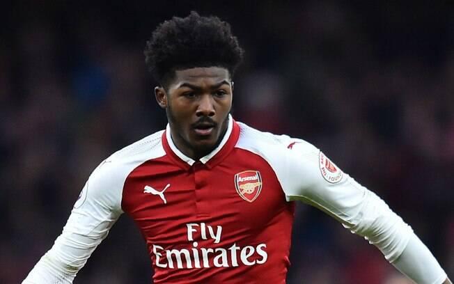 Ainsley Maitland-Niles, jogador do Arsenal