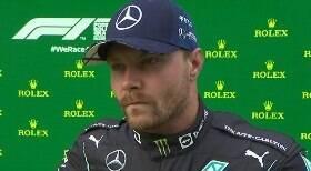 Mercedes não confia no motor de Valtteri Bottas