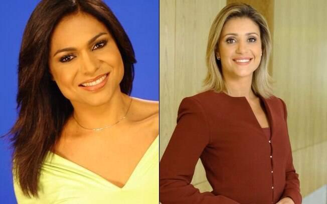 Rosana Jatobá será substituída por Flávia Freire