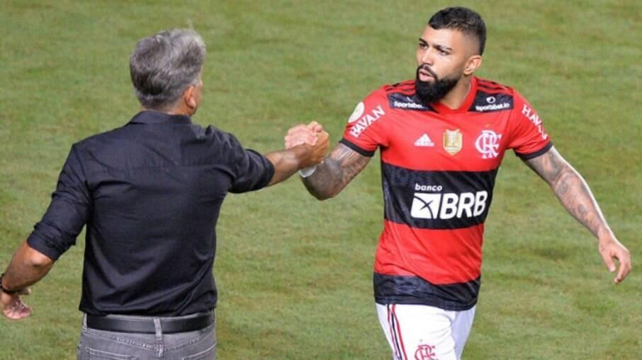 Renato e Gabigol
