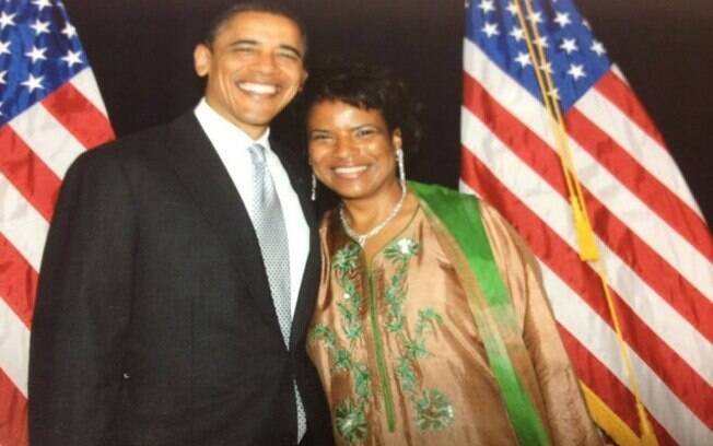 Ester Sanches-Naek é a brasileira afro-descendente de maior expressão nos Estados Unidos