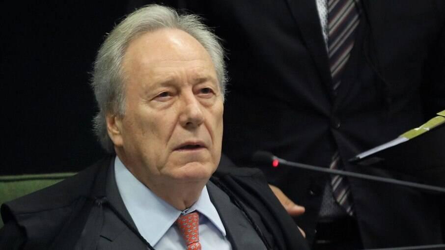 Ministro Ricardo Lewandowski, do Supremo Tribunal Federal (STF)