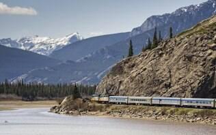 Volta ao mundo de trem inclui três continentes e 14 cidades; veja as atrações