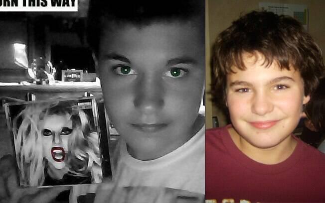 Jamey Rodemeyer, fã de Lady Gaga, que cometeu suicídio por sofrer bullying
