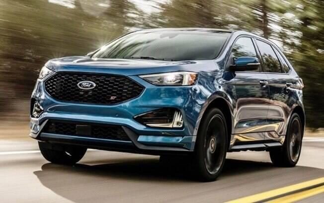 Ford Edge ST 2019: Agora o conforto e o espaço do SUV está mais próximo da esportividade do que nunca