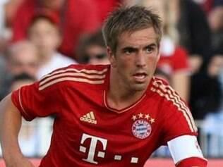 Lateral-direito na seleção, mas volante no Bayern, Lahm é um dos destaques dos Bávaros