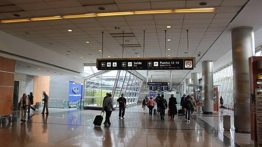Aeroporto de Buenos Airea