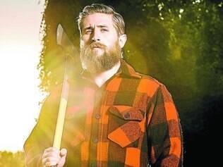 O lumbersexual é um termo que define homens que têm um estilo parecido com o clássico lenhador