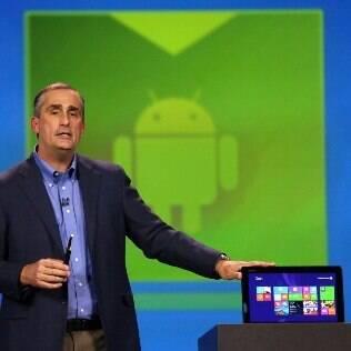 Com processadores Intel, computadores poderão rodar Windows e Android ao mesmo tempo