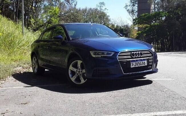 Audi A3 Prestige Plus Tech:últimas unidades do sedã pode ser encontradas com bons descontos nas concessionárias da marca