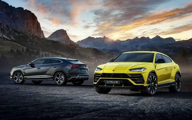 Lamborghini Urus: O primeiro SUV a ser produzido em maior escala na fábrica de Sant' Agata Bolognese