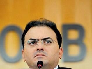 Explicação.Presidente da OAB federal, Marcus Vinícius Coêlho quer correção da tabela pelo IPCA