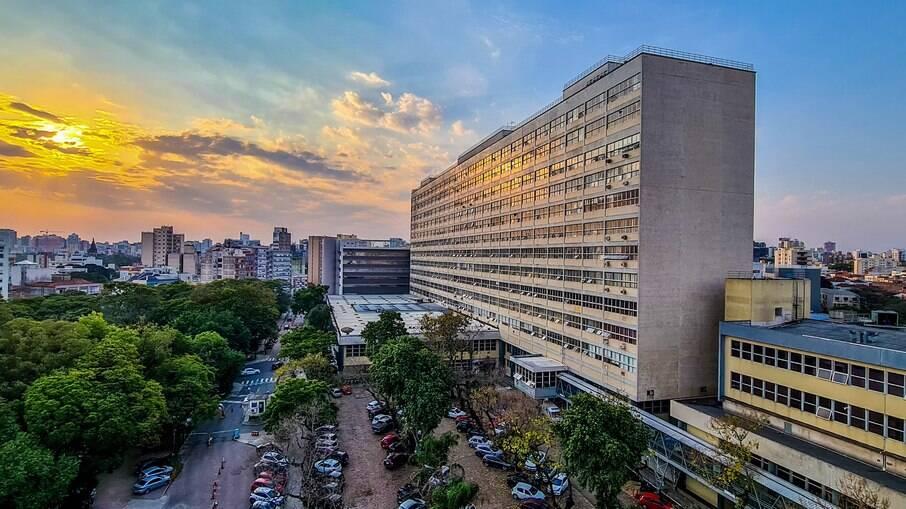 Duas pessoas morreram no Hospital de Clínicas de Porto Alegre