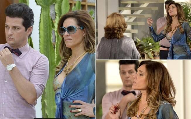 Tereza Cristina convoca reunião de condomínio para expulsar Griselda em
