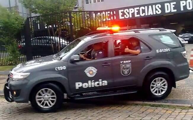 Baep prendeu três suspeitos de cometer fraude no auxílio emergencial
