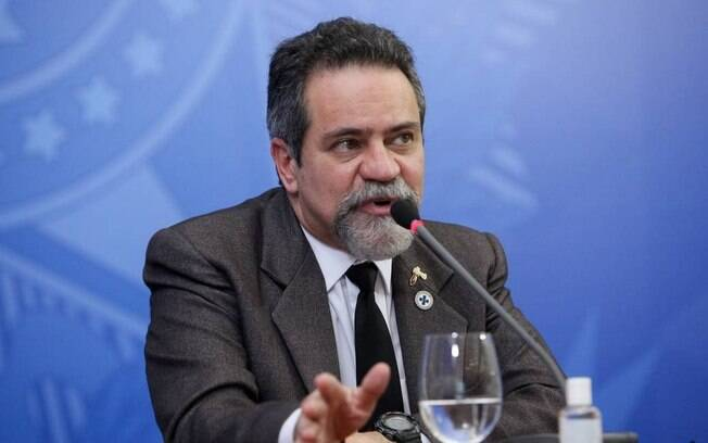 O secretário-executivo adjunto do Ministério da Saúde, Élcio Franco