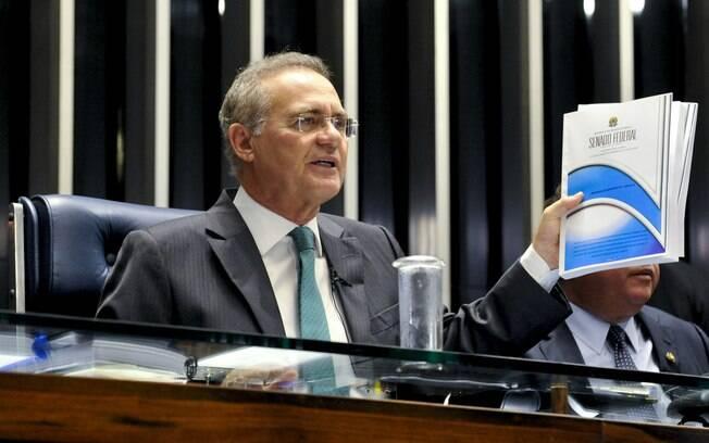 Pedido de impeachment de Gilmar Mendes segue para apreciação inicial do presidente do Senado, Renan Calheiros