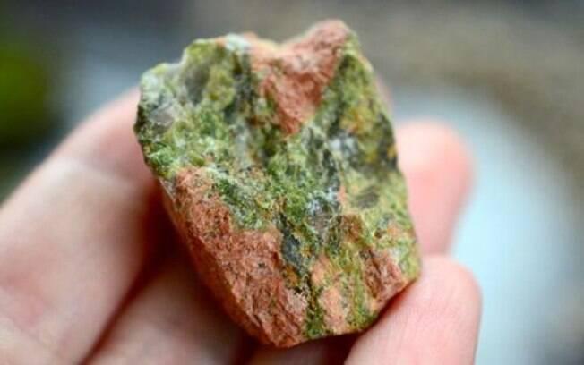 Unakita: a pedra das visões