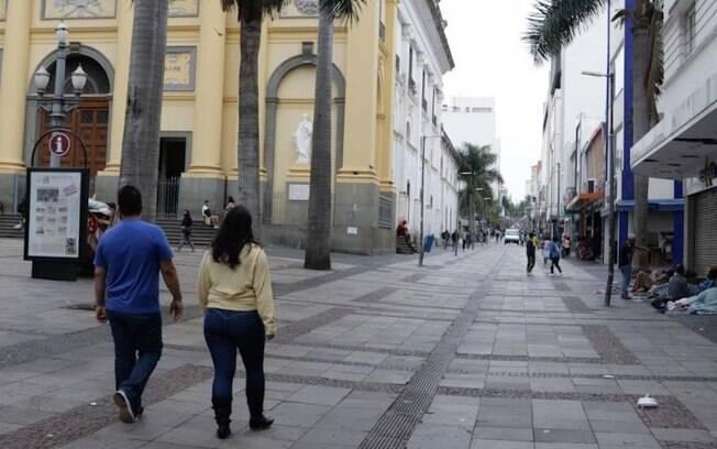 Frente fria diminui temperatura em Campinas nesta terça-feira