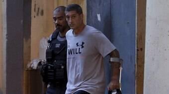 Testemunha disse à polícia ter visto Lessa matar rival de Girão