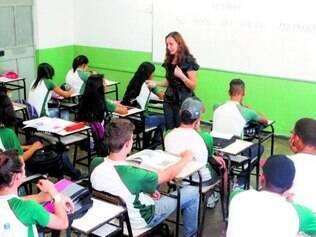 Atraso. Segundo o MEC, 15,9% dos alunos do primeiro ao nono anos estavam fora da série adequada em 2013