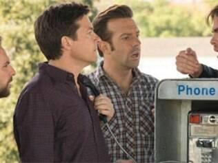 """Os atores Charlie Day, Jason Sudeikis e Jason Bateman estrelam a comédia """"Quero Matar Meu Chefe 2"""", que foi lançada na última quinta (4) e está em cartaz nas salas do Betim Shopping e do Metropolitan"""