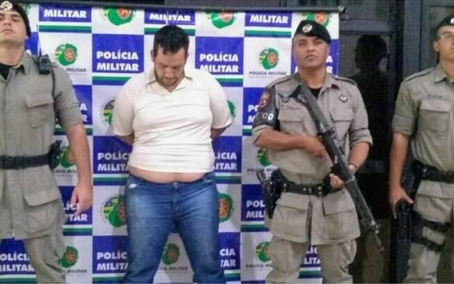 Na casa do coordenador da clínica de reabilitação, polícia achou dois quilos de cocaína