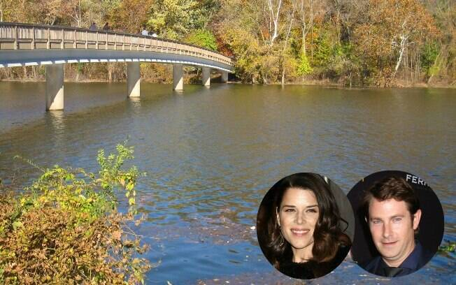 Seth Graison e Leann Harvey visitariam a Roosevelt Island