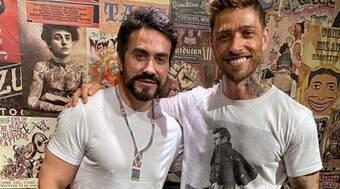 """""""Foi uma surpresa"""", afirma tatuador procurado por Padre Fábio de Melo"""