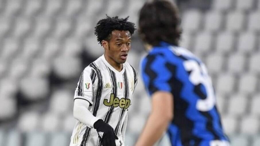 Juventus x Inter de Milão