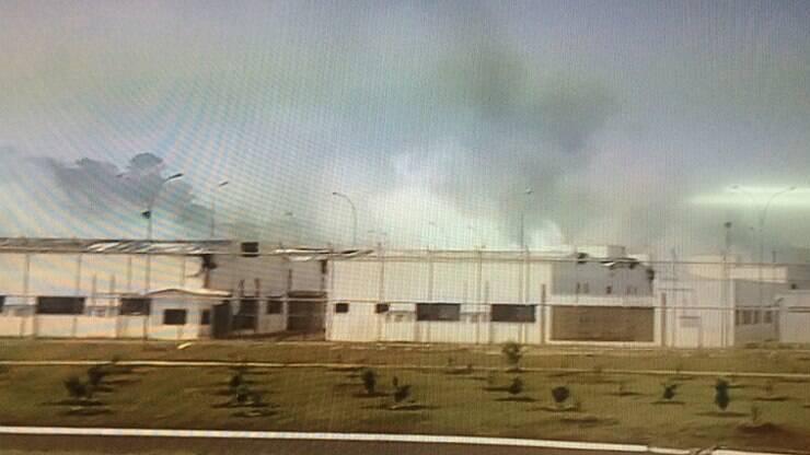 Cerca de 100 detentos fogem de penitenciária em São Paulo - Brasil - iG
