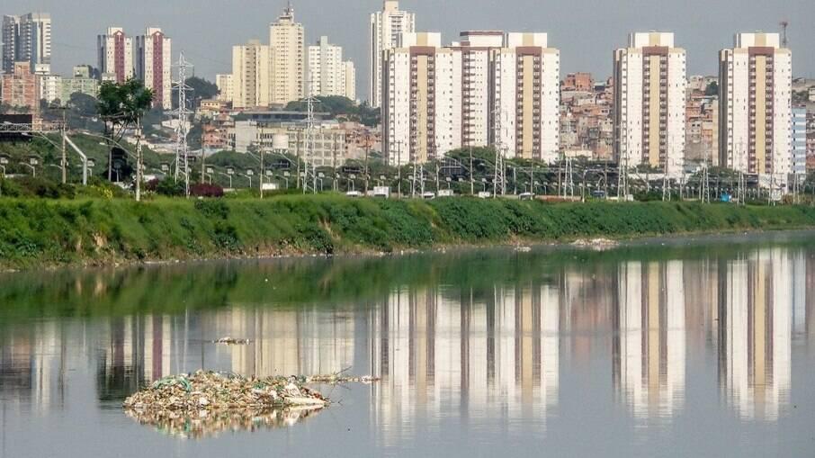 Meta é despoluir rio Pinheiros até o fim de 2022