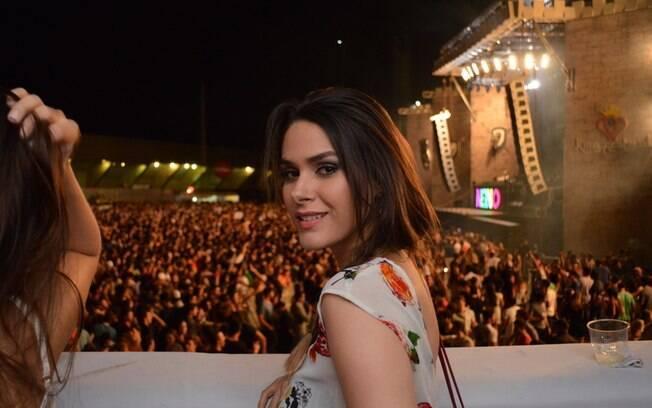Fernanda Machado atualmente está no ar como a malvada Leila de 'Amor à Vida'