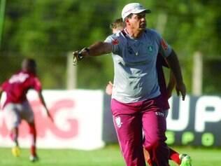 Reação americana. O técnico Moacir Júnior vai conseguindo levar o América à volta por cima dentro do Campeonato Mineiro deste ano