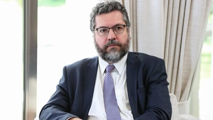 Ernesto Araújo, ex-ministro das Relações Exteriores