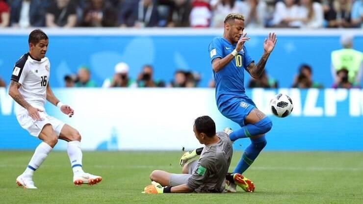 bde4764c5355d Brasil emenda 3ª vitória ante Costa Rica e não perde da Concacaf - Copa do  Mundo - iG
