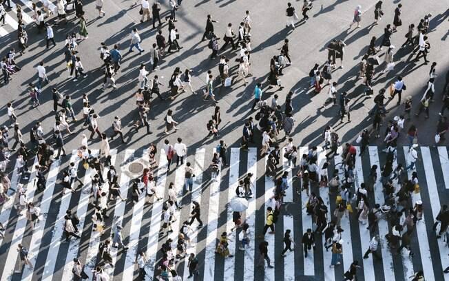 Dados serão usados para rastrear o fluxo de pessoas