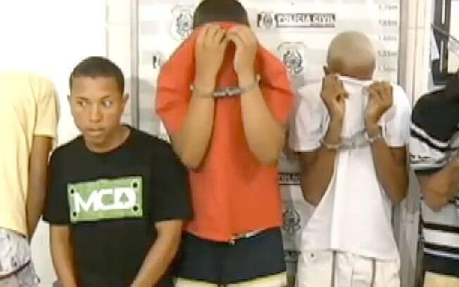 Acusados de estupro em Vila Velha, Espírito Santo
