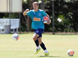 Marlone está de volta ao Rio de Janeiro, estado onde despontou para o futebol