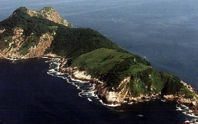 Não são todos que podem visitar esta ilha brasileira