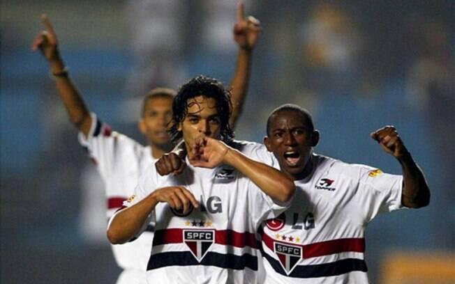 SPFC na Libertadores