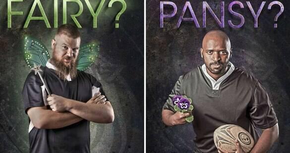 Time de rúgbi de gays faz campanha de recrutamento contra homofobia