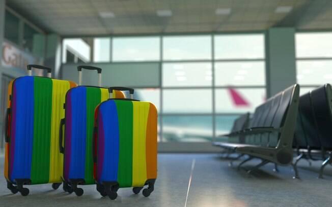 Turismo LGBT+ está em alta pelo mundo
