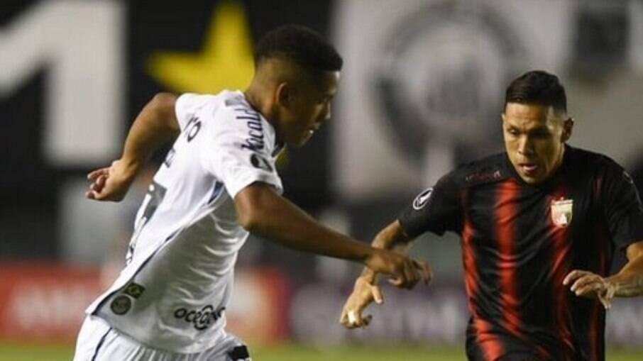 Santos pega o San Lorenzo na Argentina nesta terça