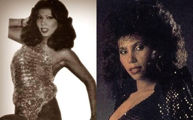 Fernanda Terremoto deixou de ser Chacrete em 1984 para seguir carreira como cantora. Prêmio de revelação musical em 1985, morreu em 2003