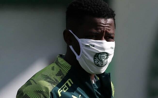 Ramires, volante do Palmeiras